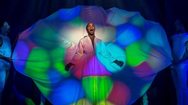A cast from South Africa are traveling to New Zealand to perform Joseph And The Amazing Technicolour Dreamcoat.