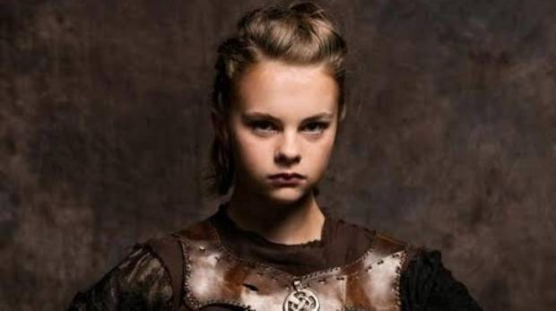 Ilena Shadbolt plays a young Linayehin in Tears of Valhalla.