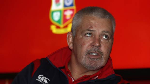 Gatland keeping an open mind over Lions squad