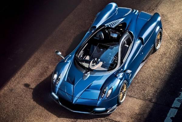 Pagani unveils $3.3m Huayra Roadster | Stuff.co.nz