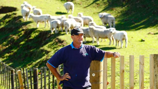 Federated Farmers rural security spokesman and Te Puke farmer Rick Powdrell has been a victim of stock theft four times.