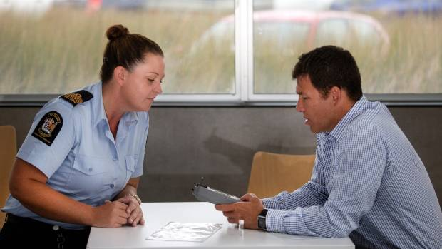 how to become a customs officer nz