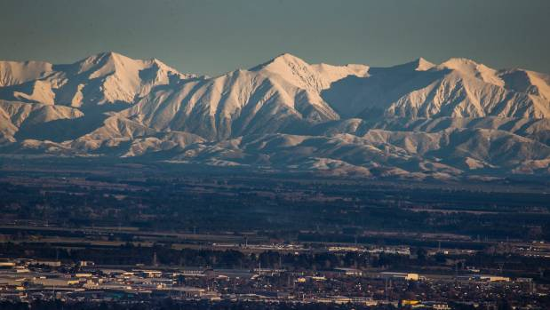 An Alpine Fault rupture may take two minutes to be felt in Christchurch.