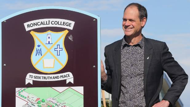 Roncalli College principal Chris Comeau said it may be time for a review of New Zealand Scholarship as the monetary ...