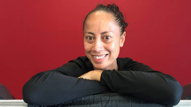 Frances Solia, who owns a gym in Porirua and has been named as Samoa's new national coach.