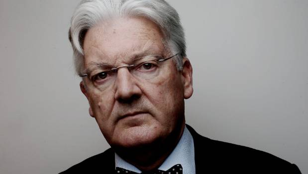 United Future leader and associate health minister Peter Dunne.