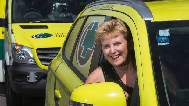The 90th celebrations will be the last hurrah for Diana Crossan, outgoing chief executive of Wellington Free Ambulance.