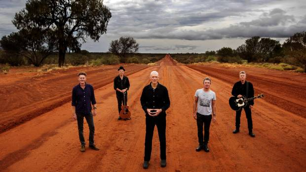 Midnight Oil To Play USA Before Australia