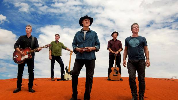 Midnight Oil reform for world tour