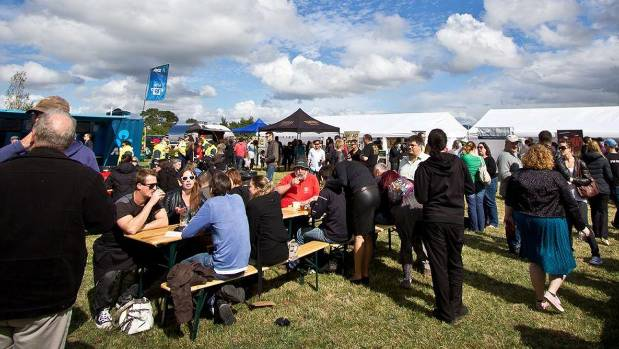 Brewday is being shifted from Martinborough to the Trentham Racecourse in Upper Hutt for the first time.