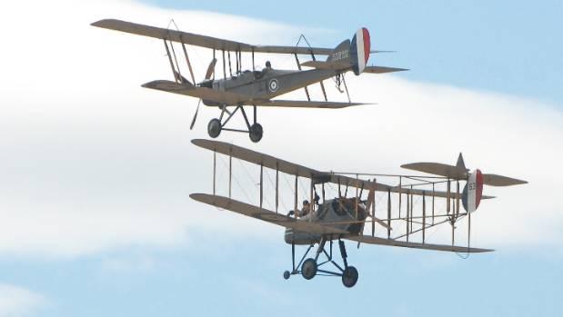 Wings Over Wairarapa 2015 Air Show.