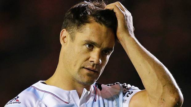 Dan Carter allegedly caught drink driving in Paris