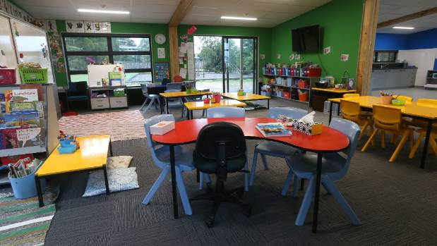 Classroom Furniture Nz ~ Spring creek school in marlborough gets classroom
