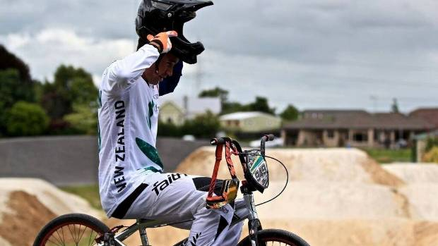 Matt Cameron represented New Zealand at the BMX World Championships.