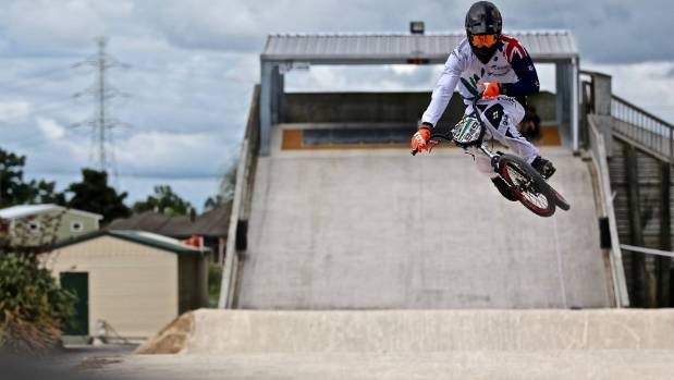 Matt Cameron has retired from professional BMX riding.