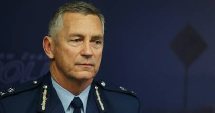 Police Commissioner Mike Bush says a final decision hasn't been made on staff allocation.