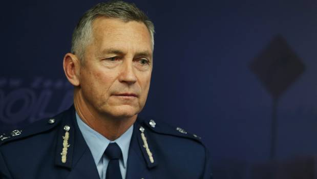 Police Commissioner Mike Bush admits drink driving conviction