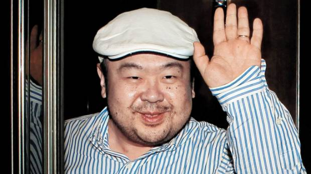Kim Jong Nam, the older half brother of the North Korean leader Kim Jong Un.