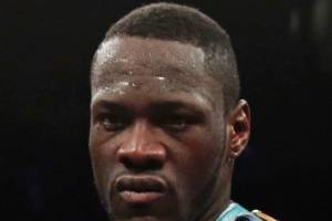 WBC champion Deontay Wilder is willing to take his heavyweight belt on the line if necessary.