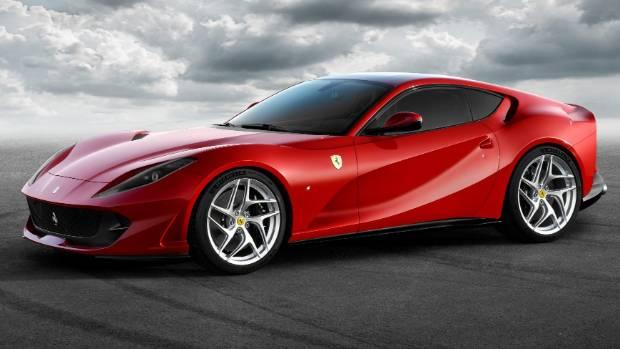 sports cars ferrari. the 2017 ferrari 812 superfast. sports cars