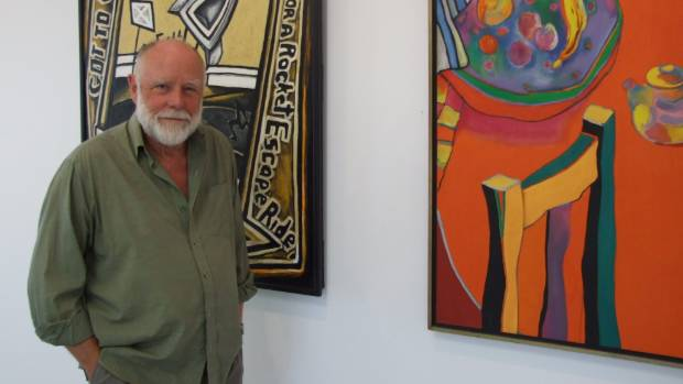 Lawyer turned art collector Warwick Brown features some of his collection at Northart, before selling them off to ...