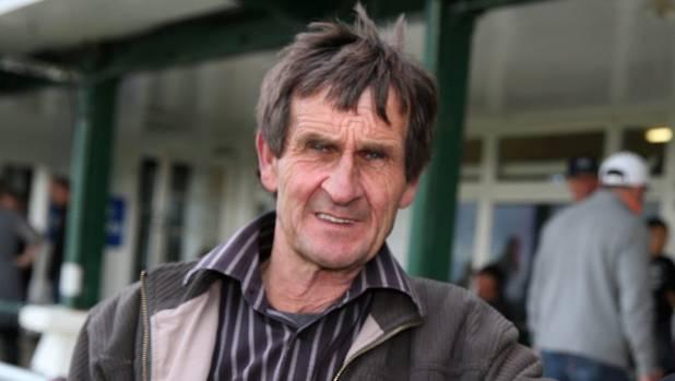 Riverton trainer Graham Eade.