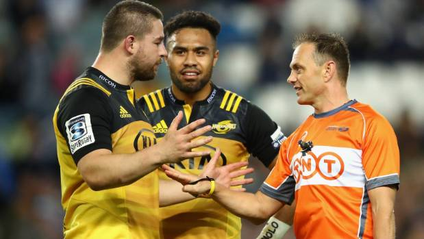 "Super Rugby referees will now have to state their ""on-field decision"" before sending a call up to the TMO."