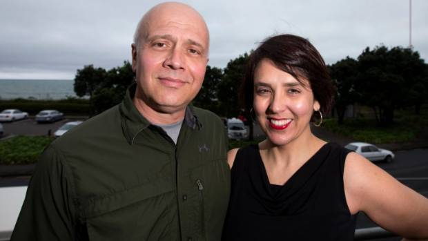 James and Andrea Urbina say New Zealand will always hold a special place in their hearts, and they would love to live ...