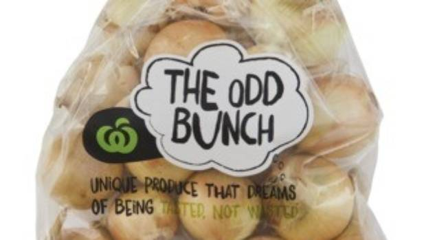 The Odd Bunch fruit and veges will be available in all 184 Countdown stores on Monday February 20.