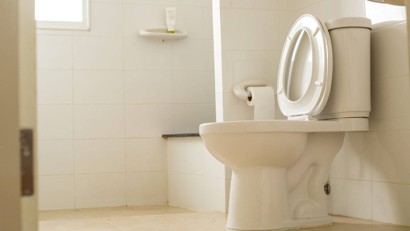 Napier residents warned against flushing toilets in order to prevent an 'emergency discharge'