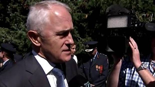 Malcolm Turnbull undermined his own argument by quoting Enoch Powell.