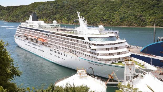 OCEL Engineer Explores Alternative Cruise Ship Berths
