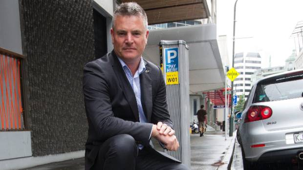 First Retail Group managing director Chris Wilkinson was disappointed business owners were vandalising parking spaces.