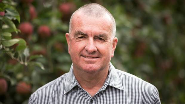 Pipfruit New Zealand chief executive is looking forward to a big season.