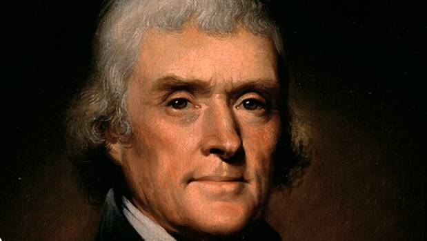 "Thomas Jefferson was once a supporter of newspapers, but after becoming US President referred to them as a ""polluted ..."