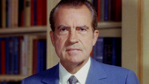 "Attacks by a US President on the media have not been seen since Richard Nixon, who considered reporters ""the enemy""."