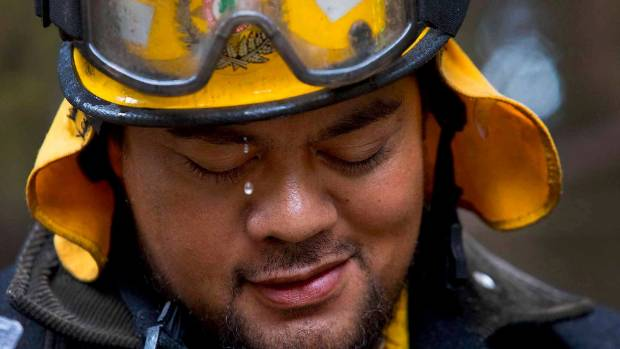Firefighters have worked tirelessly alongside Civil Defence staff, NZDF, police and US Coastguard to battle the blazes.