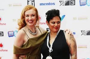 Natasha Utting and Anika Moa met in 2013.