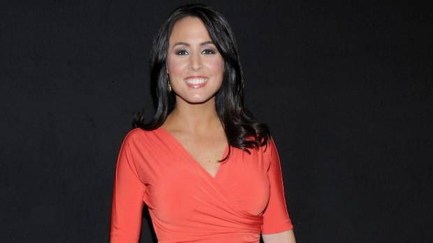 Former Fox News contributor Andrea Tantaros says Brown made sexually inappropriate comments.