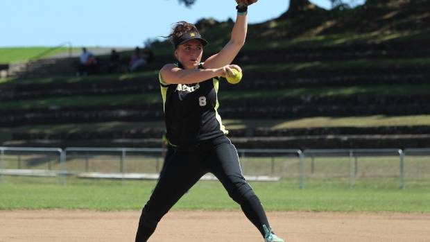 Tyla Morrison pitched Auckland to the NFC women's title.