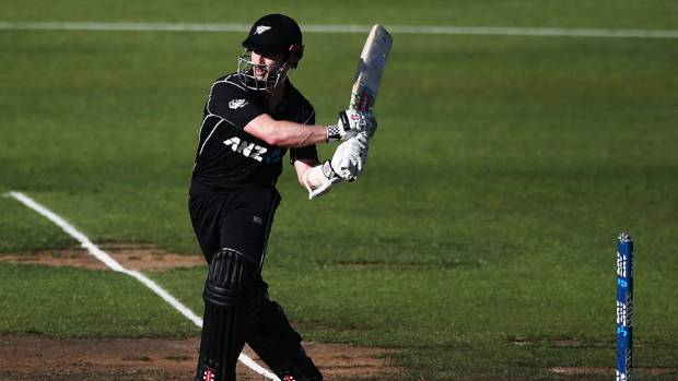 NZ skipper Kane Williamson made a half-century as his team-mates struggled.
