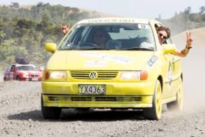 The Shitbox Rally is returning to NZ for its second year.