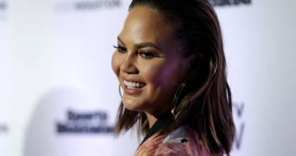 'I think it's really important to start embracing people,' says Chrissy Teigen.