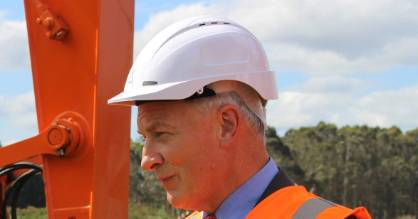 Auckland Mayor Phil Goff is keen to fix Auckland's housing supply problems.