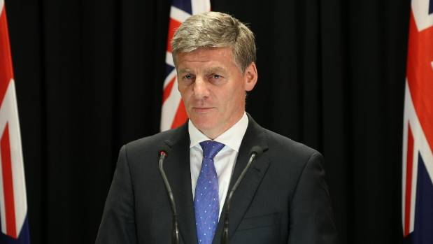 Prime Minister Bill English refuses to be tackled on electoral deals - yet.