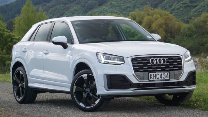 Audi Q2 is not so small, but so, so trendy   Stuff.co.nz