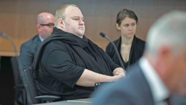 Kim Dotcom has been battling extradition through the courts.