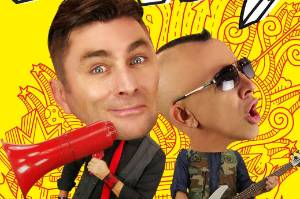 Steve King and Mark Millard are probably New Zealand's most popular Christian kids music duo.