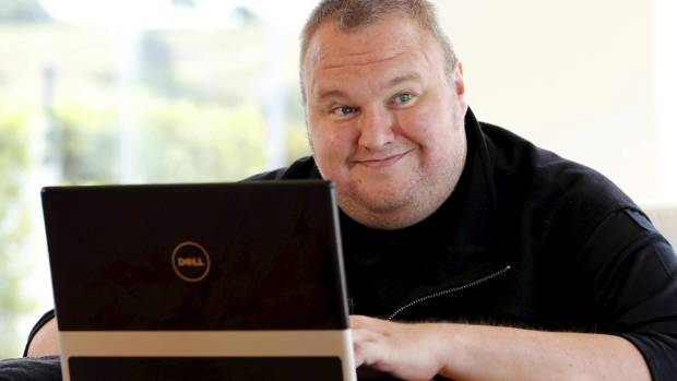 Kim Dotcom is wanted by US law enforcement on copyright and money laundering allegations.