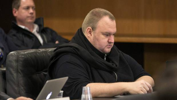 Kim Dotcom continues to fight his extradition in the courts.